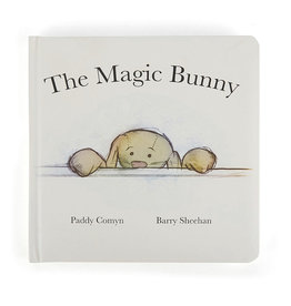 JellyCat - Book - The Magic Bunny Book