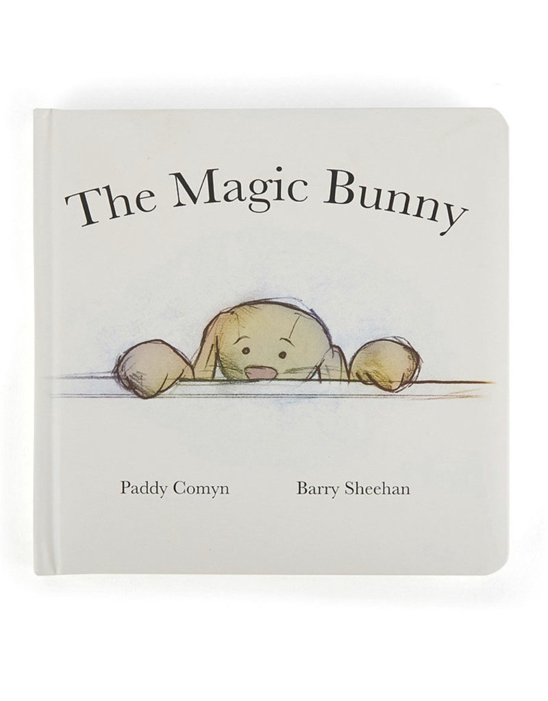 JellyCat - Book - The Magic Bunny Book