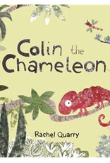 JellyCat - Book - Colin Chameleon Board Book