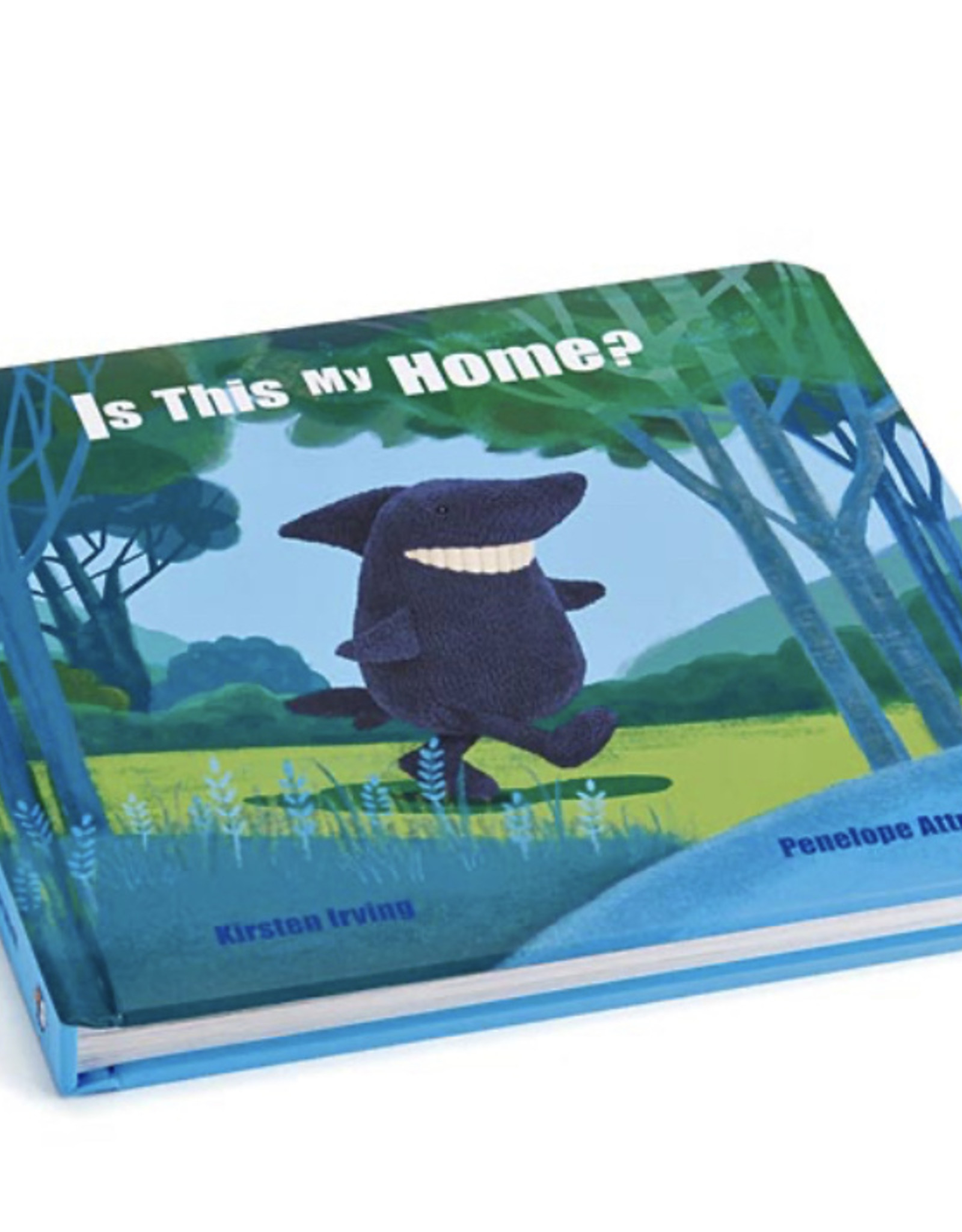 JellyCat - Book - This Is My Home