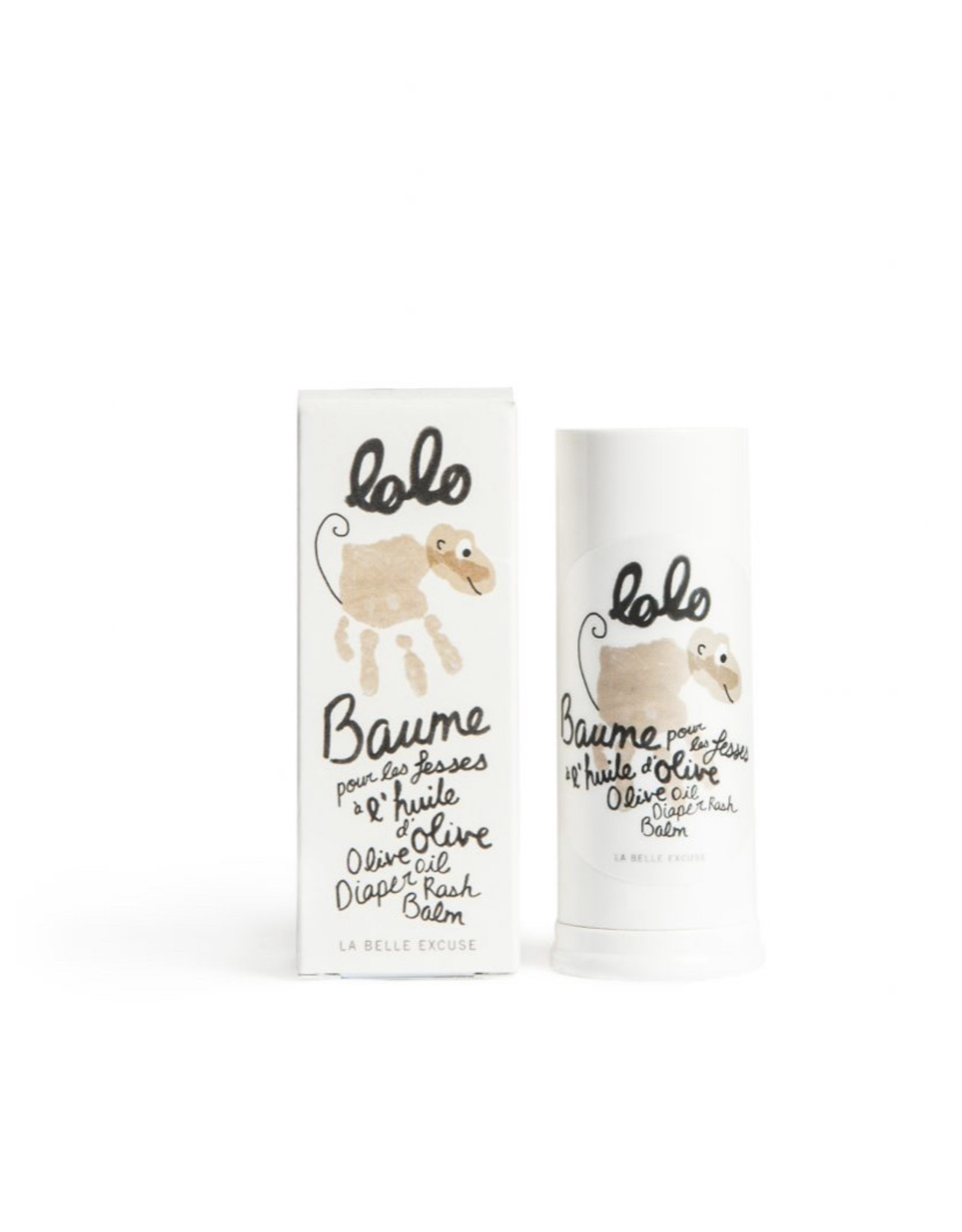 Lolo Lolo Diaper Rash Cream - 75 ml