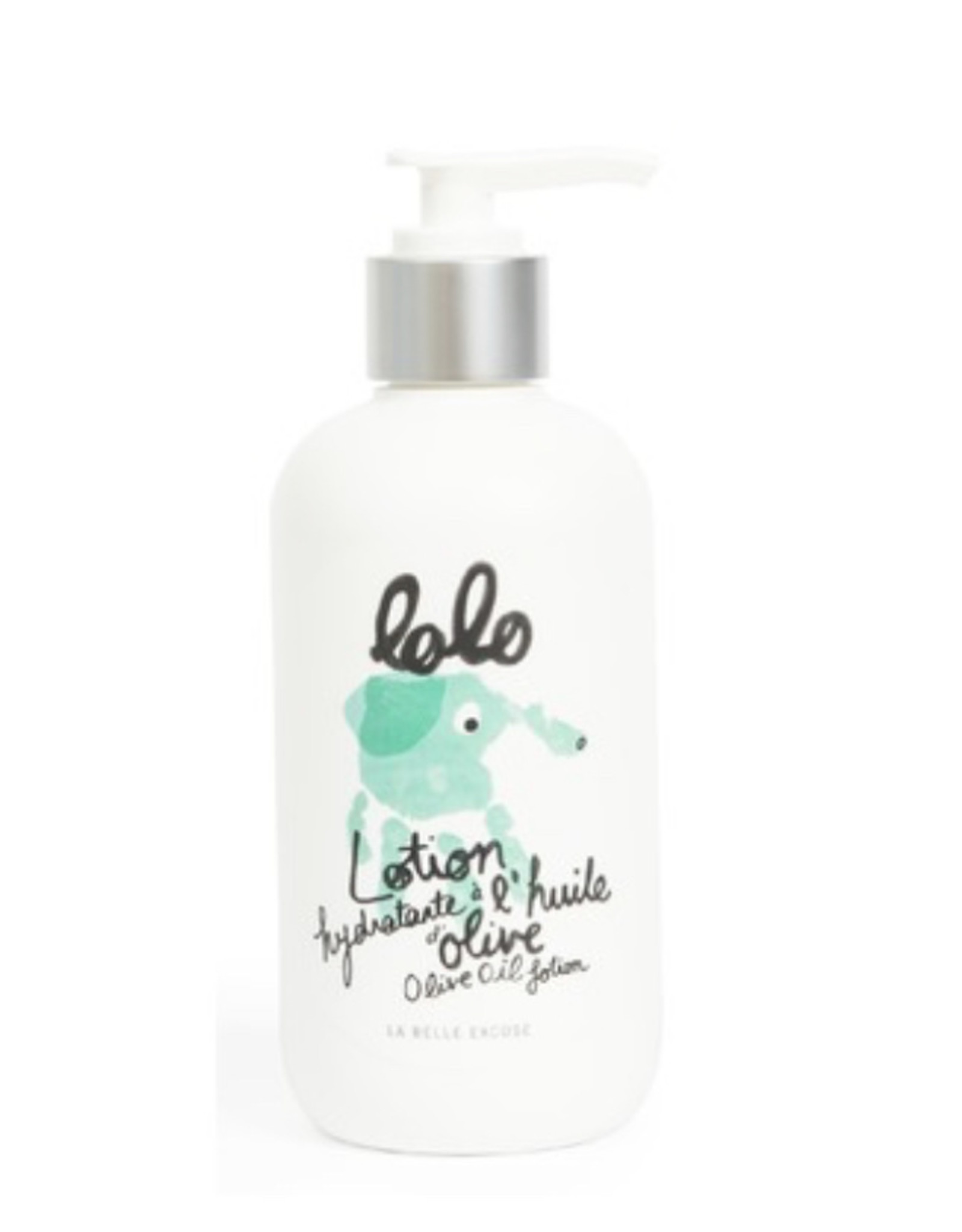Lolo Lolo - Olive Oil Lotion - 250 ml