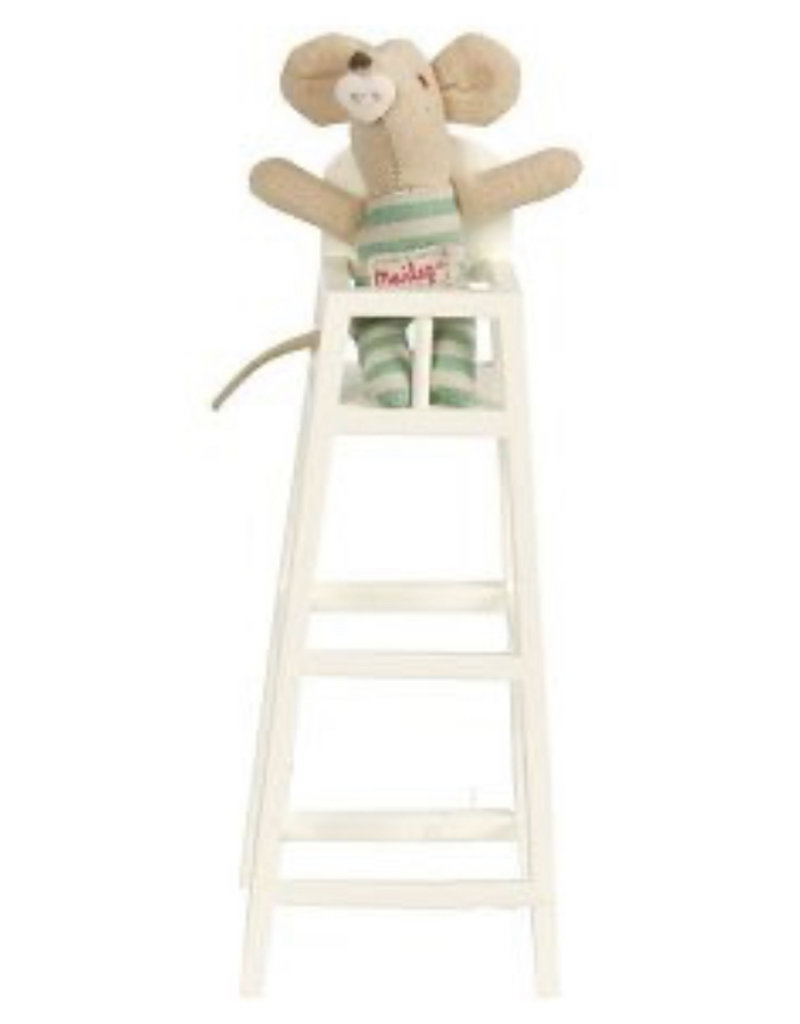Maileg High Chair for MY, Off White