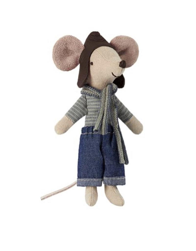 Maileg Maileg - Big Brother Racer Mouse