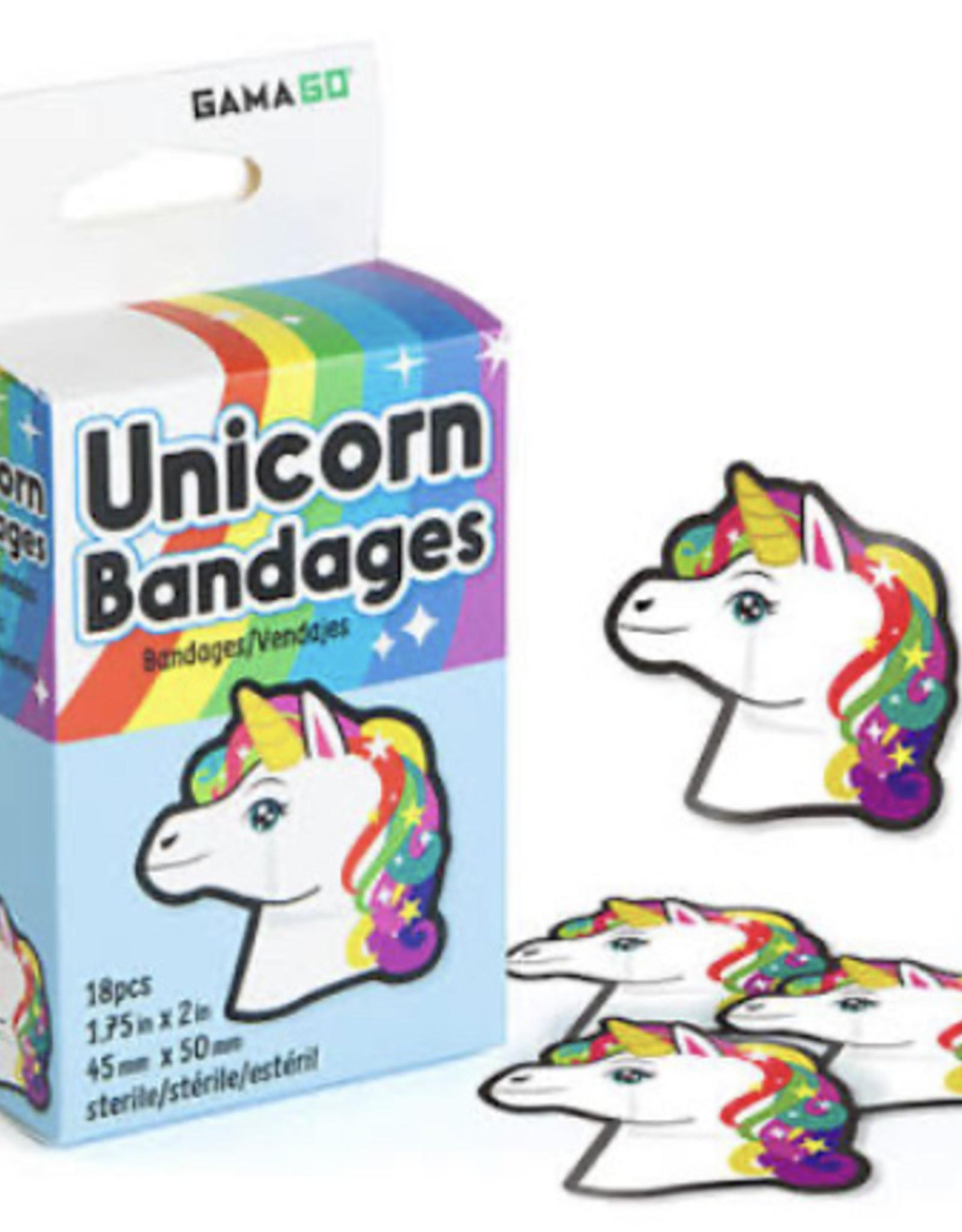 GAMA GO - Unicorn Bandages