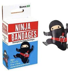 GAMA GO - Ninja Bandages