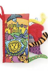 JellyCat - Book - Rainbow Tails