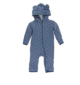 KicKee Pants KicKee Pants - Quilted Hoodie Coverall