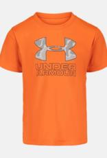 Under Armour Under Armour - B S/S Diverge Micro Big Logo
