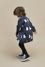 HUXBABY HUX - Penguin Knit Cardigan