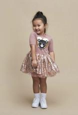 HUXBABY HUX - Heart Bear Ballet Dress