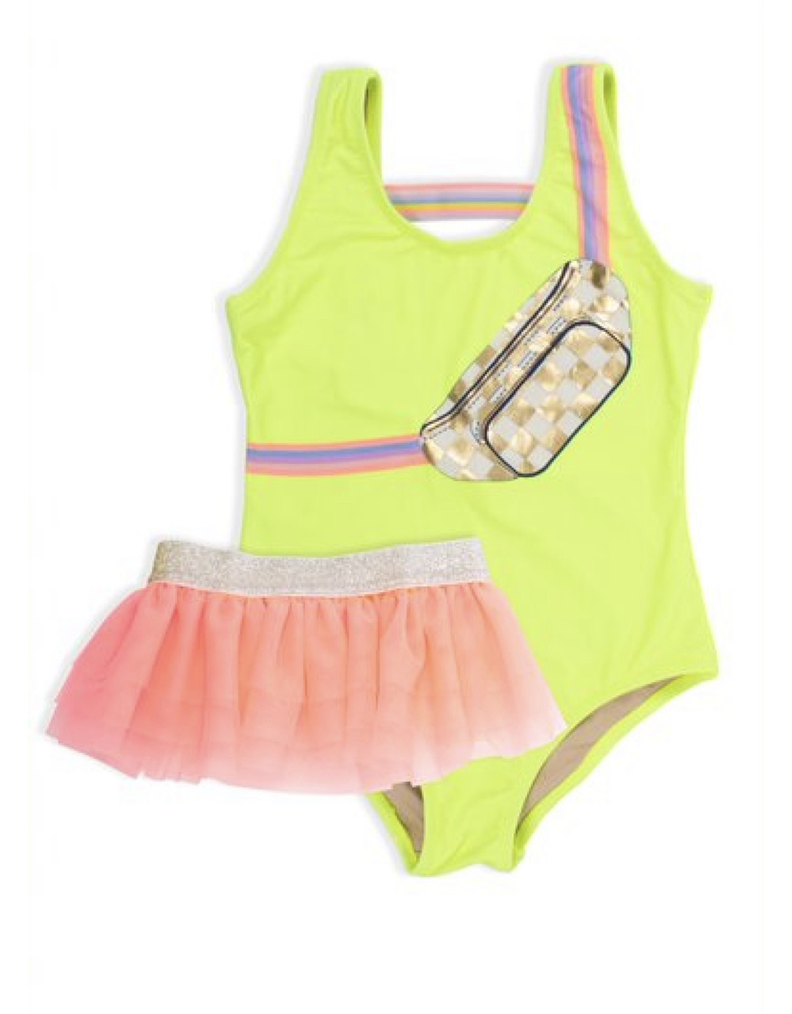 Shade Critters - One Piece with Tutu Ruffle