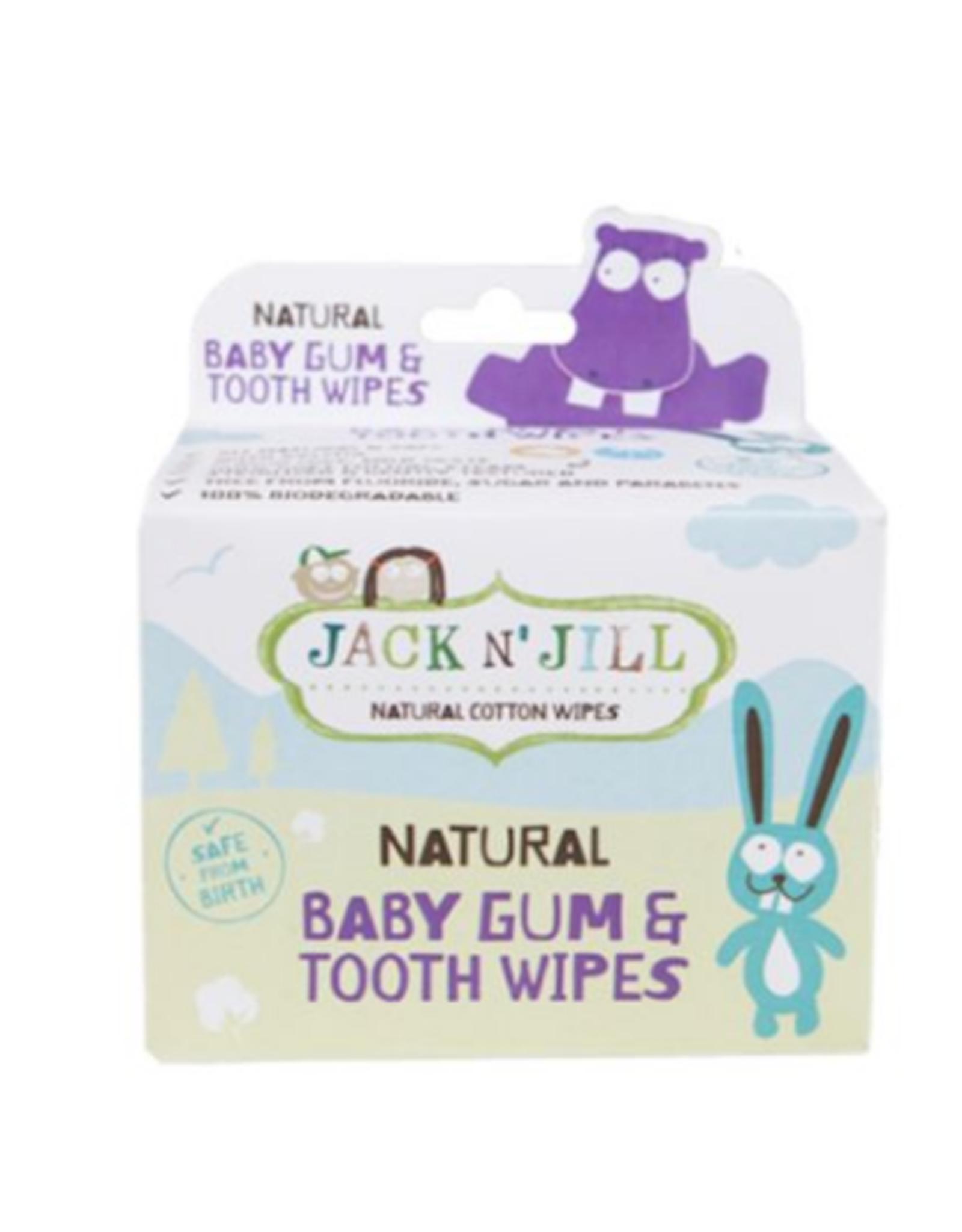 Jack N Jill Jack N Jill - Baby Tooth & Gum Wipes
