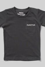 MUNSTERKIDS Munster - Jersey Tee - Black Cat