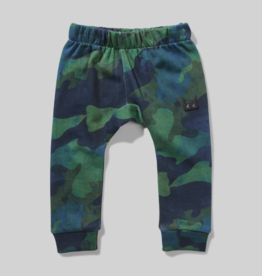 MUNSTERKIDS Munster - Fleece Pant - Ocean