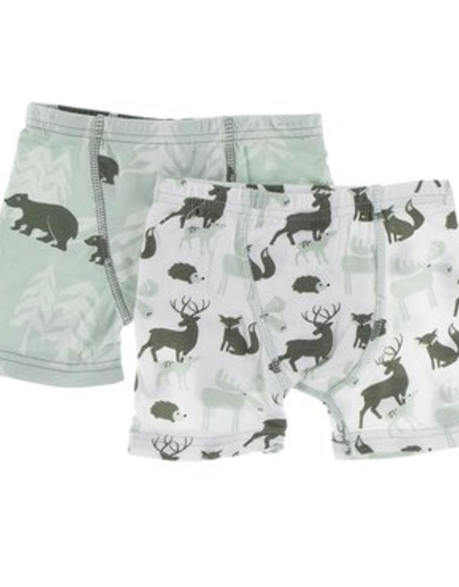 KicKee Pants Kickee Pants - Boxer Brief Set