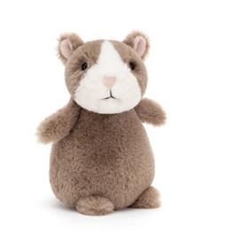 JellyCat - Happy Hamster - Nutmeg