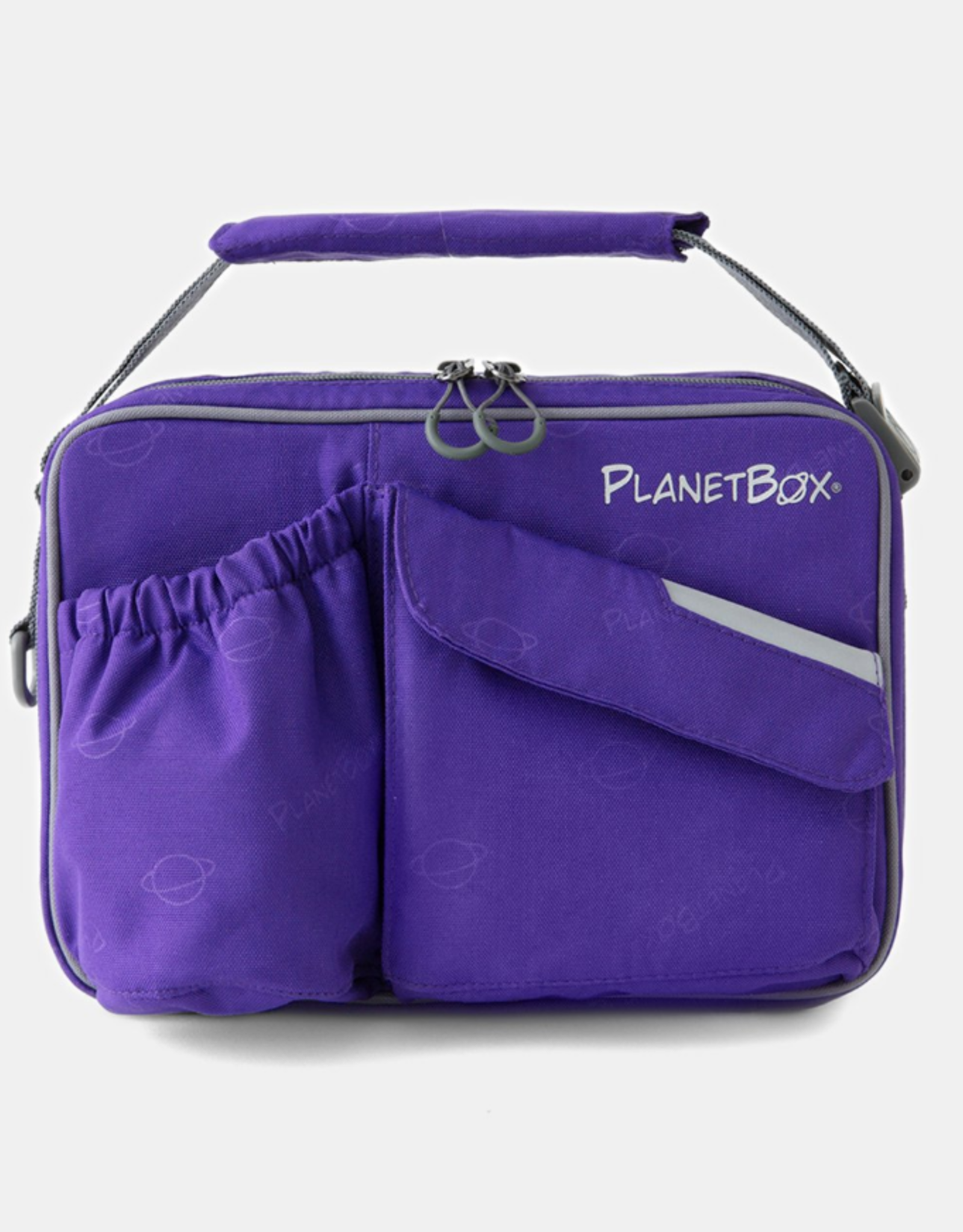 Planet Box PlanetBox - Carry Bag - Power Purple