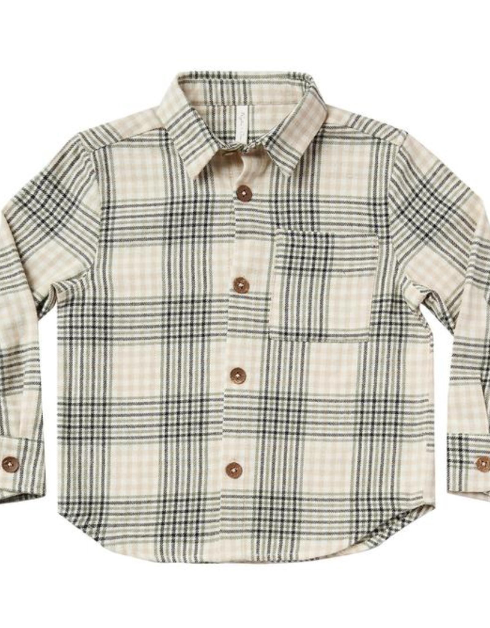 Rylee + Cru Rylee + Cru - Collared Shirt