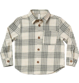 Rylee + Cru Rylee + Cru - Collared Shirt