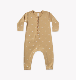 Quincy Mae Quincy Mae - Long Sleeve Jumpsuit