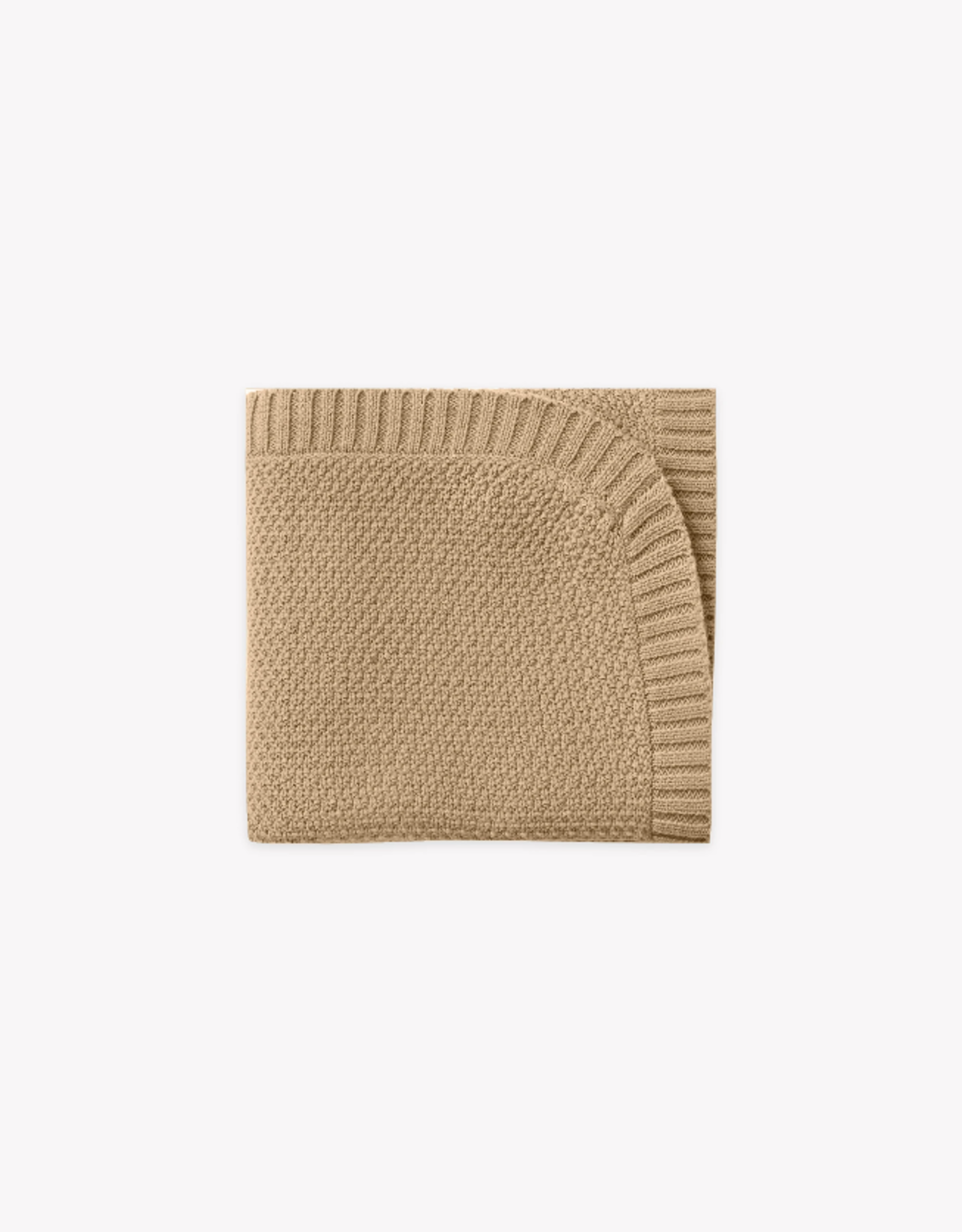 Quincy Mae Quincy Mae - Chunky Knit Baby Blanket