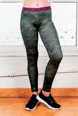 Jill Yoga Jill Yoga - Allover Print Legging