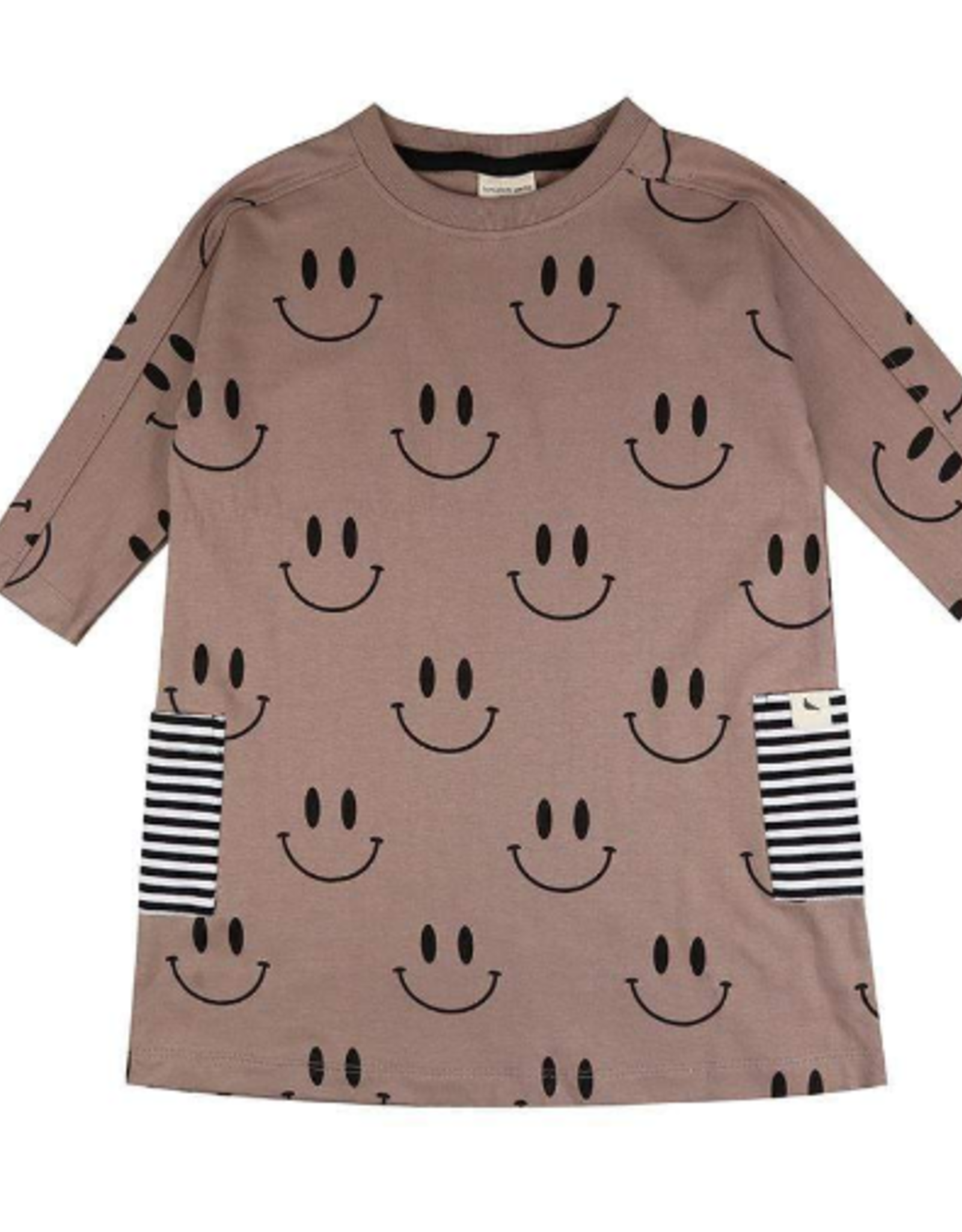 Turtledove London - Lilly + Sid - Smiley Dress