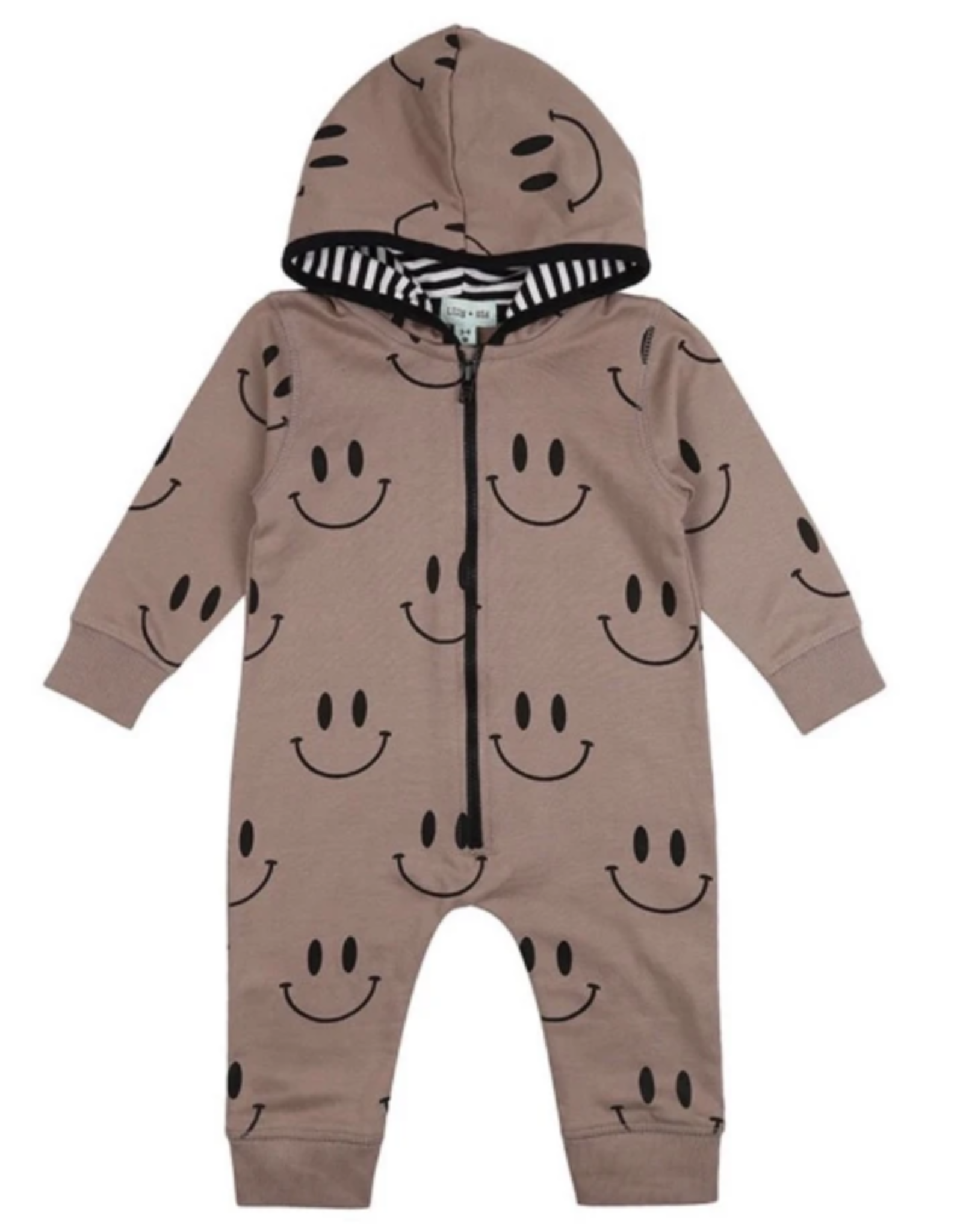 Turtledove London - Lilly + Sid - Smiley Outersuit