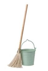 Maileg Maileg - Bucket and Mop