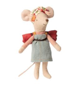 Maileg Maileg - Big Sister Hiking Mouse