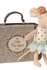 Maileg Maileg - Little Miss Mouse Little Sister Mouse in Suitcase
