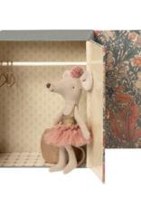Maileg Maileg - Dance Room with Big Sister Mouse