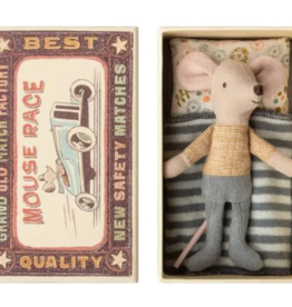 Maileg Maileg - Little Brother Mouse in Box