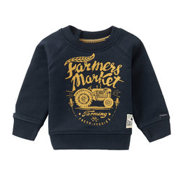 noppies Noppies - Boys L/S Sweater - Kie Road