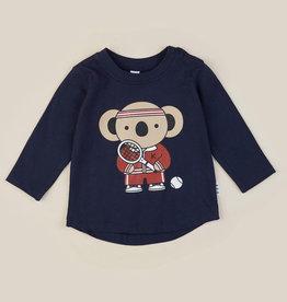 HUXBABY HuxBaby - Tennis Koala Top