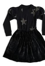 NUNUNU Nununu - Velvet Fairytale Dress