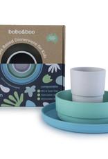 Bobo & Boo Bobo & Boo - Bamboo Plate Set
