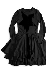 NUNUNU Nununu - Falling Star Layered Dress
