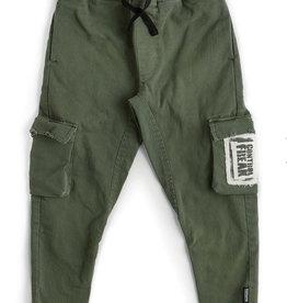 NUNUNU Nununu - Patch Cargo Pants