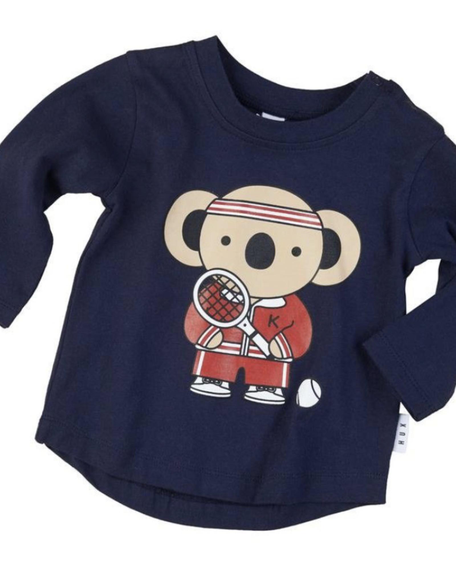HuxBaby - Tennis Koala Top