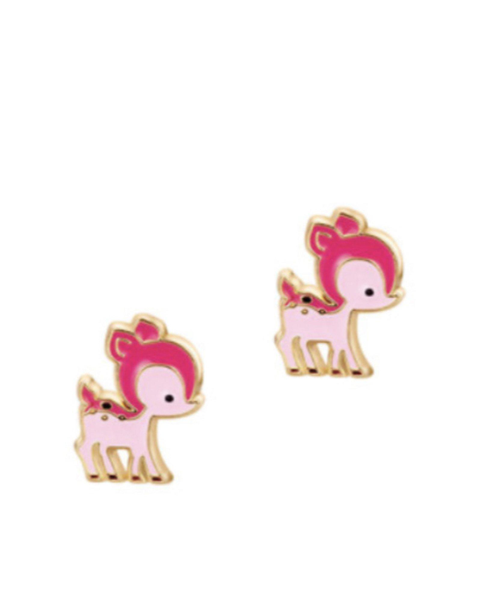Girl Nation Girl Nation - Animal Earrings -