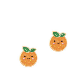Girl Nation Girl Nation - Food Earrings