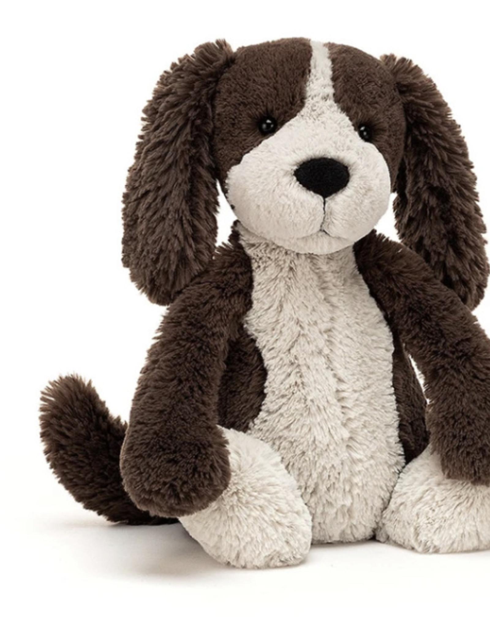 JellyCat - Bashful Fudge Puppy - Medium