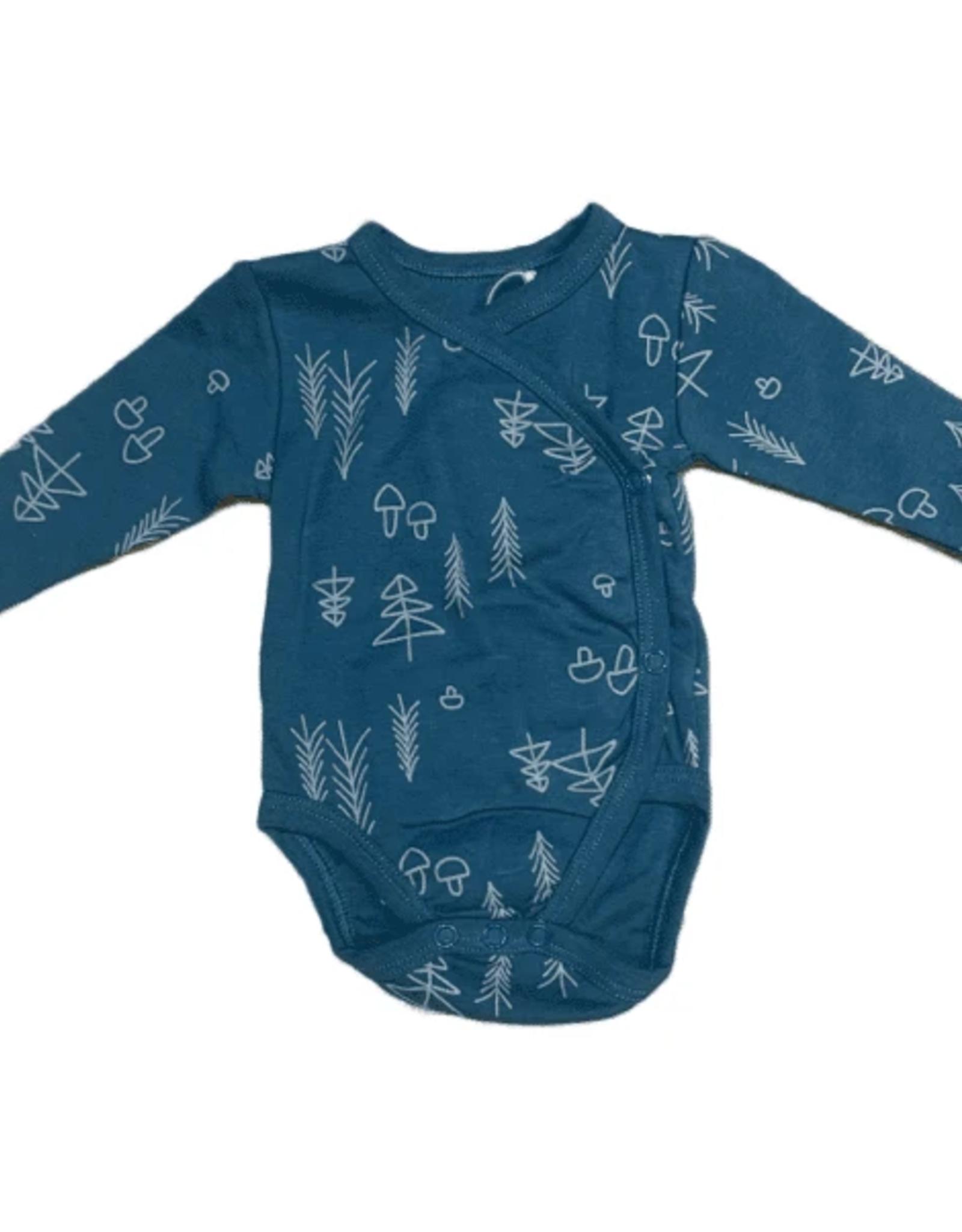 B Organic - L/S Tapestry Bodysuit
