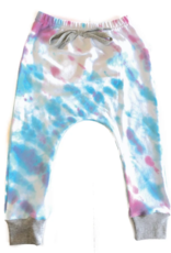 Portage + Main Portage + Main - Cotton Candy Tie Dye Joggers