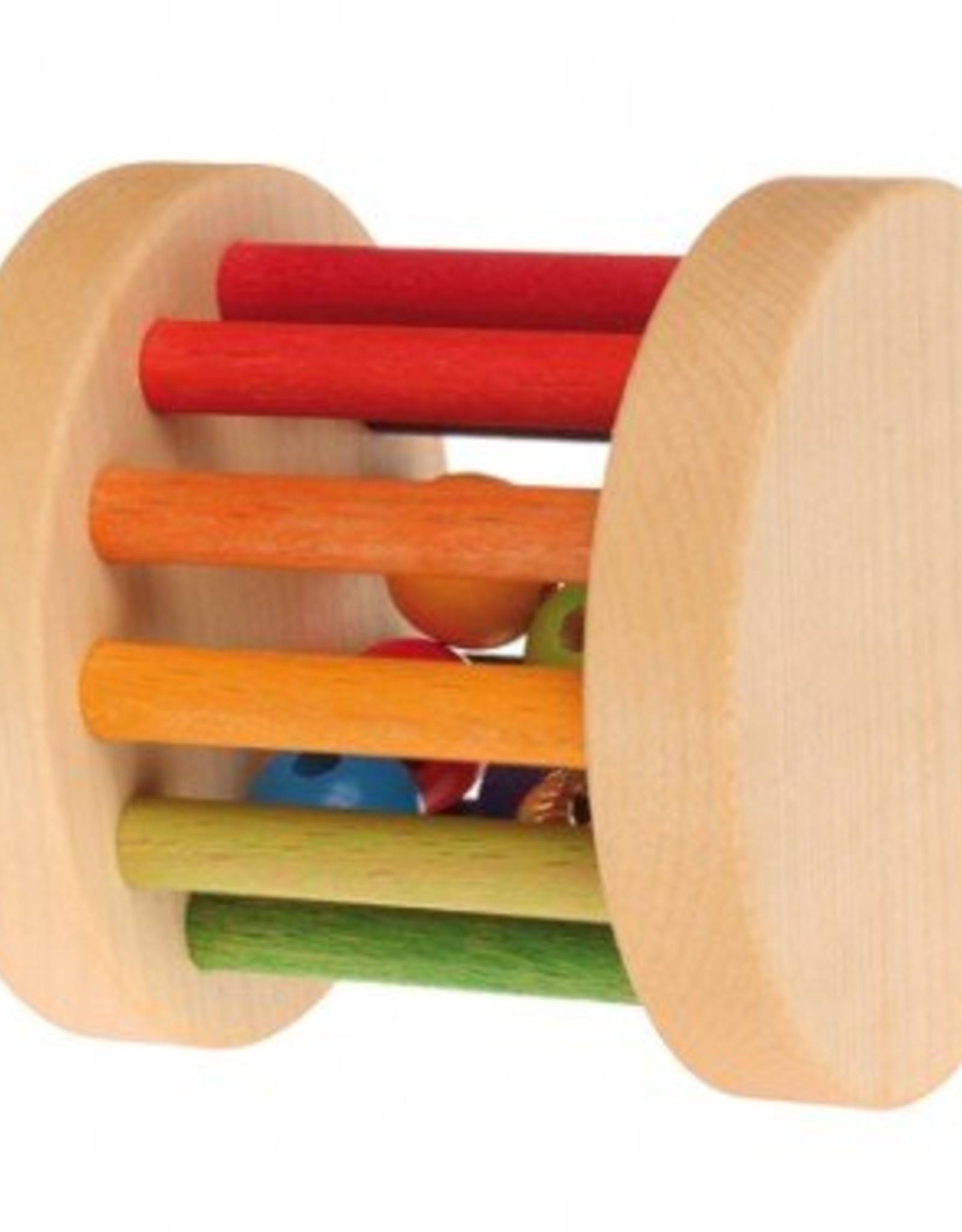 Grimm's Grimm's - Mini Rolling Wheel with Bells