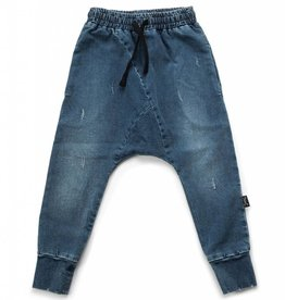 NUNUNU NUNUNU Raw Denim Pants