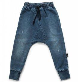NUNUNU NUNUNU Raw Denim Pants
