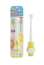 Beloved Beloved - Owl the Fun Toothbrush
